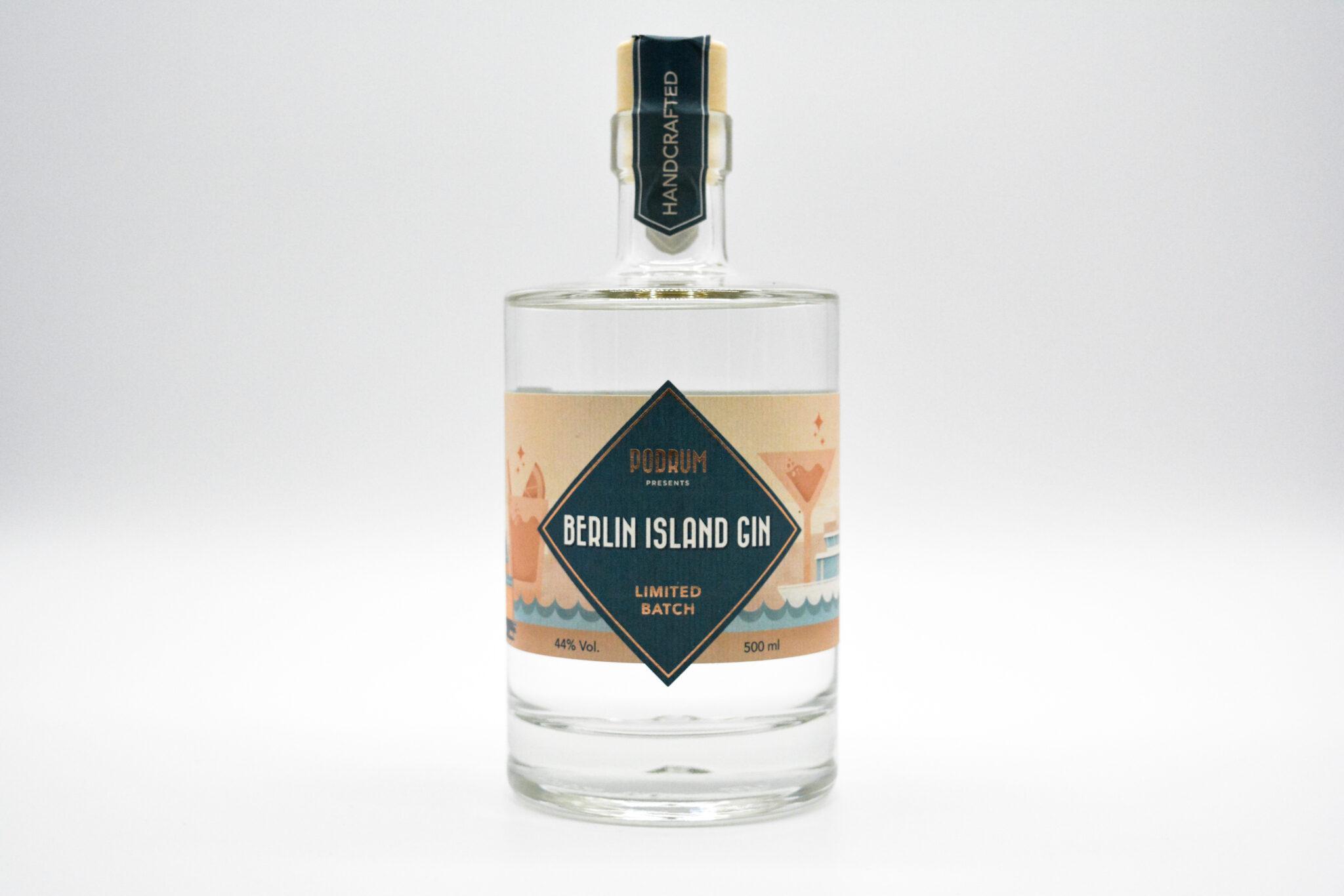 Berlin Island Gin 44% Vol.